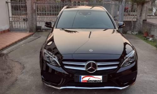 Mercedes Benz C220D 125KW